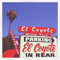 Photo taken at El Coyote by Jason S. on 7/14/2013