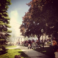 Photo taken at Washington Square by Dani K. on 7/4/2013