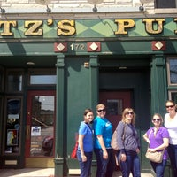 Photo taken at Fitz's Pub by Tammy P. on 4/27/2013