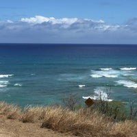 Photo taken at Diamond Head Lighthouse by CCB on 7/4/2016