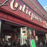 Photo taken at Antiques & Treasures by CCB on 6/9/2016