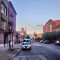 Photo taken at Myrtle Ave by Hassan E. on 6/11/2013