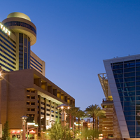 Photo taken at Hyatt Regency Phoenix by Hyatt Regency Phoenix on 10/28/2015