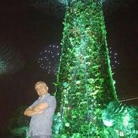 Photo taken at Sky Garden by Erdoğan E. on 7/4/2016
