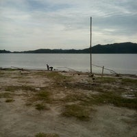 Photo taken at Tanjung Dawai by Qurratu A. on 10/20/2016