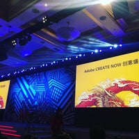 Photo taken at Shanghai International Convention Center by Lynn S. on 11/10/2016
