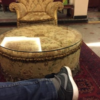 Photo taken at Hotel Prince Istanbul by Mustafa G. on 10/30/2015