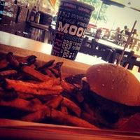 Photo taken at MOOYAH Burgers, Fries & Shakes by Jason G. on 2/23/2014