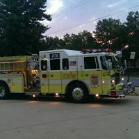 Photo taken at Centreville Volunteer Fire Department Station 17 by Michael W. on 8/10/2013