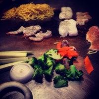 Photo taken at Toyo Sushi by Deepak S. on 1/19/2014