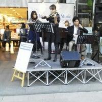 Photo taken at 山野楽器 銀座本店 by Momma M. on 11/3/2012