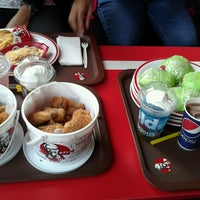 Photo taken at KFC by Winy V. on 5/25/2013