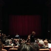 Photo taken at Théâtre de la Commune by Jerome on 12/4/2012