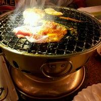 Photo taken at Sukishi BBQ by Athit N. on 9/29/2012