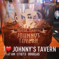 Photo taken at Johnny's Tavern by DJ Soap on 1/18/2013