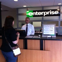 Photo taken at Enterprise Rent-A-Car by Wesley S. on 5/10/2014