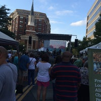 Photo taken at Clarendon by Hifa F. on 9/17/2016