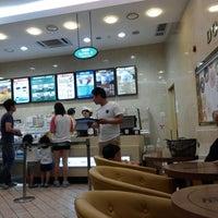 Photo taken at Krispy Kreme Doughnuts by Jangwon L. on 6/7/2013