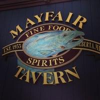 Photo taken at Mayfair Tavern by Brandy W. on 5/1/2015
