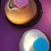 Photo taken at Kara's Cupcakes by Lili G. on 6/15/2013