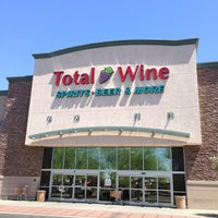 Photo taken at Total Wine & More by Irene V. on 6/17/2013