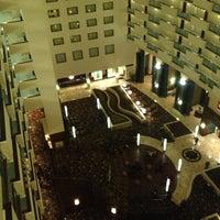 Photo taken at Hilton Nashville Downtown by YM G. on 10/11/2012