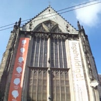 Photo taken at De Nieuwe Kerk by Alerrandro C. on 4/5/2013