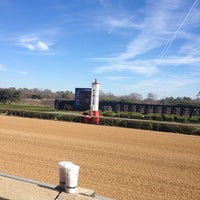 Photo taken at Oaklawn Racing & Gaming by Ev K. on 1/19/2013