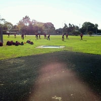 Photo taken at Division Avenue High School by Jim B. on 10/21/2012