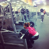 Photo taken at LA Fitness by Magen E. on 5/24/2013