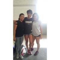 Photo taken at Cometa Arena by Marcellina L. on 8/17/2015