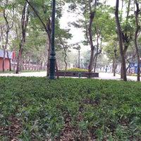 Photo taken at Đại Học Thuỷ Lợi by Nguyen Manh Cuong on 2/4/2014