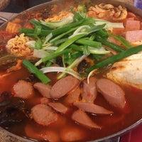 Photo taken at Shin Chon Garden Restaurant by Maii B. on 3/27/2016
