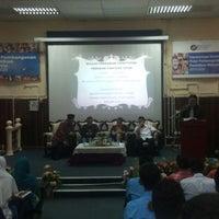 Photo taken at Institut Pendidikan Guru Malaysia (IPGM) Kampus Sultan Mizan by Izzat S. on 8/13/2016