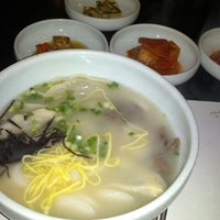 Photo taken at Mother's Korean Grill by Michael L. on 10/27/2012