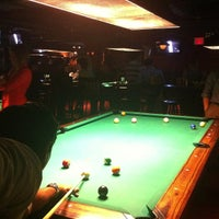 Photo taken at Society Billiards + Bar by Justin M. on 7/19/2013