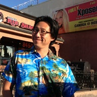 Photo taken at Rogers Rib Shack by Tee V. on 4/5/2013