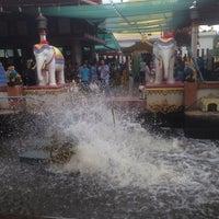 Photo taken at Wat Luang Por Opasee by Nuuuuuuuuuunn on 8/12/2016