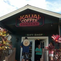 Photo taken at Kauai Coffee Plantation by Ruthie D. on 10/17/2012