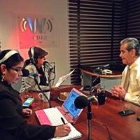 Photo taken at Televisa Radio by Daniel G. on 12/9/2014