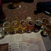 Photo taken at Gordon Biersch Brewery by Katie W. on 10/26/2012