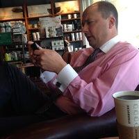 Photo taken at Starbucks by Nate C. on 4/25/2013