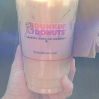 Photo taken at Dunkin Donuts by Amanda V. on 6/10/2014