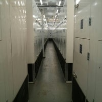 Photo taken at Manhattan Mini Storage by .oo. on 11/14/2013