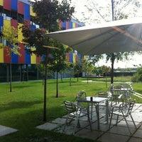 Photo taken at Centre Esplai by Vanesa M. on 10/31/2012
