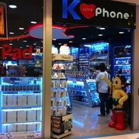 Photo taken at K phone by Moji J. on 6/17/2012