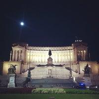 Photo taken at Altare della Patria by Rich C. on 8/2/2012