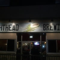 Photo taken at Tighthead Brewing Company by Garry on 9/30/2012