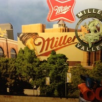 Photo taken at Miller Brewing Company by Poppy K. on 11/2/2012