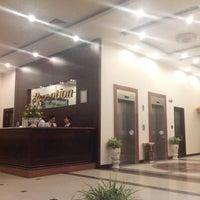 Photo taken at Camellia Hotel by Banks Shiki W. on 12/7/2013
